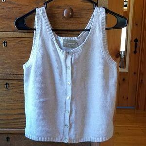 Liz Claiborne Knit Crop Top BOGO SALE
